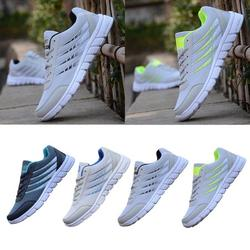 Mupoo Men Spring Summer Breathable Soft Tennis Shoes Sport Shoes Casual Shoes 8.5