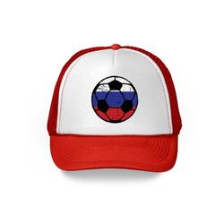 Awkward Styles Russia Soccer Ball Hat Russian Soccer Trucker Hat Russia 2018 Baseball Cap Russia Trucker Hats for Men and Women Hat Gifts from Russia Russian Baseball Hats Russian Flag Trucker Hat