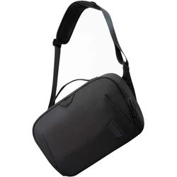 Camera Bag,BAGSMART SLR DSLR Camera Sling Bag Purse Crossbody Bag with Padded Shoulder Strap Water Resistant Anti-Theft Camera Shoulder Bag for Women, Pink