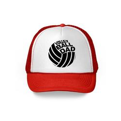 Awkward Styles Volleyball Dad Trucker Hat Volleyball Hat for Dad Volleyball Gifts Father's Day Trucker Hats Sports Dad Snapback Hat Volleyball Fans Cheer Dad Trucker Hat Cool Sports Gifts for Dad