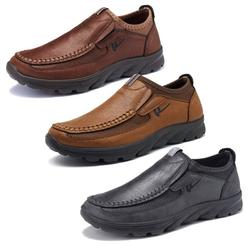 Men's Slip On Loafers Casual Shoes Breathable Anti-skid Outdoor Shoes
