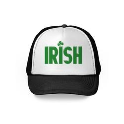 Awkward Styles Irish Trucker Hat St. Patricks Vintage Style Retro Mesh Cap Gift St. Patrick's Day Top Hat Green Hat Gift for Him Gift for Her St. Patrick's Day Accessories Baseball Cap for St Paddy