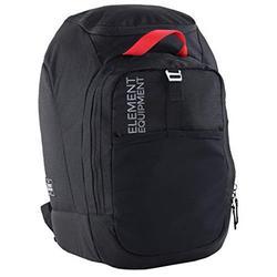 Element Equipment Ultimate Boot Bag Snowboard Ski Backpack Black Ripstop