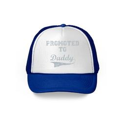 Awkward Styles Promoted To Daddy Trucker Hat New Dad Hat Funny Dad Gifts for Father's Day Baby Daddy Cap First Father's Day Pregnancy Announcement Dad 2018 Trucker Hat Daddy Snapback Hat Father Gifts