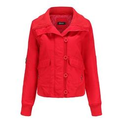 Ladies Winter Warm Classic Casual Lapel Quilted Bomber Jacket Outerwear Womens Long Sleeve Quilted Ski Jacket Sport Hiking Anorak Jacket
