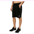 adidas Performance Men's Essential Print Shorts , Black/Dark Grey , Size XL