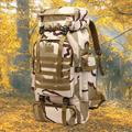 GoolRC Hiking Backpack Camouflage Durable Outdoor Bag Shoulder Bag for Campiing Backpacking Travel