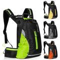 YINKUU 16L Outdoor Hiking Backpack Luggage Waterproof Bag Hiking Travel Multi-Pocket Design Rucksack Comfortable & Breathable Backpack Adjustable Straps