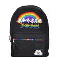 Disney Parks Disneyland Rainbow Collection Backpack New with Tag