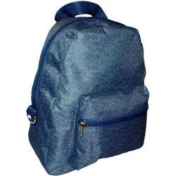 Small Mini 11 inch Fashion Backpack Purse Travel (Denim Blue)