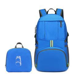 BToBackYard 35L Hiking Backpacks Outdoor Sport Bag Backpacks Daypack Camping Pack Portable Lightweight Hiking Backpacks Folding Storage Shoulder Bags Waterproof Backpacks