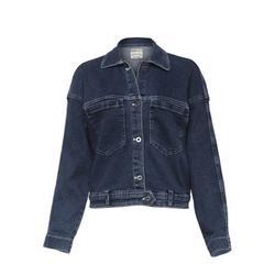 Biggdesign Cats Denim Jacket, Jean Jacket For Women, Girls Denim Jacket, Cat Patterned, Suitable for S and M Sizes