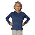 Ingear Boys' Swim Shirt UPF Boys sun shirts Boys' Long Sleeve Rash Guard