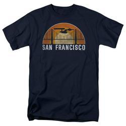 Star Trek - San Francisco Trek - Short Sleeve Shirt - Large