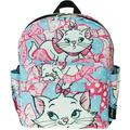 """Disney Aristocats - Marie 12"""" Deluxe Oversize Print Daypack - A21327"""