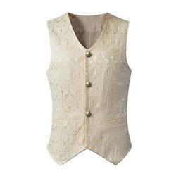 MIARHB Men Punk Jacket Vintage Overcoat Outwear Button Tailcoat Vest Coat Men Coat Men Coat