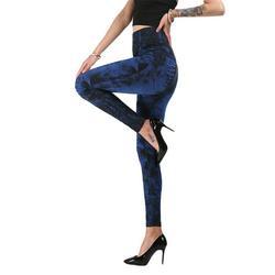Women Jean Jeggings No Boundaries High Waisted Leggings Jeggings Stretch Skinny Distressed Pants Denim Jeggings