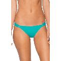 Swim Systems Women's Marine Green Day Dreamer Hipster Bikini Bottom XSmall / Green