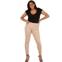 LAVRA Women's Plus Size Pants High Rise Slim Fit