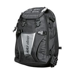 Ski-Doo New OEM Branded 28 Liter Tunnel Backpack With LinQ Soft Strap, 860200939