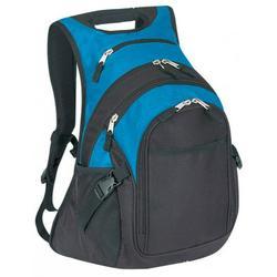 Deluxe Laptop Backpack Student Computer Bookbag School Book Bag Travel Rucksack Tablet Daypack Royal Blue