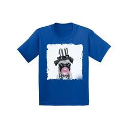 Awkward Styles Funny Pug Infant Shirt Cute Pug Shirt Animals Prints Kids T Shirt Funny Pug Infant Tshirt Cute Gifts for Children Pug Clothing Lovely Pug T Shirt Pug Lovers Funny Gifts for Kids