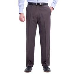 Mens Dress Pants 36X30 Classic Fit Flat Front Stretch 36