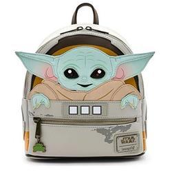 Loungefly Star Wars The Mandalorian The Child Pram Figural Mini Backpack