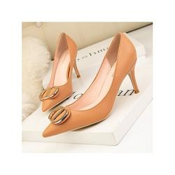 UKAP Women Ladies High Heel Shoes Pump Shoes Wedding Party Formal Casual Shoes