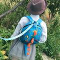 LYUMO Dinosaur Backpack Kids Children Toddler Bag Cartoon Backpack for Preschool Boys Girls,Zoo Cartoon Dinosaur, Backpack for Preschool Kids