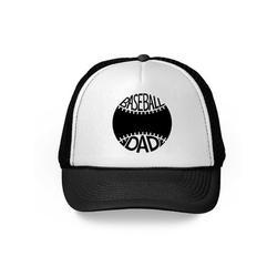 Awkward Styles Baseball Dad Trucker Hat Baseball Hat for Dad Baseball Gifts Father's Day Trucker Hats Sports Dad Snapback Hat Baseball Fans Cheer Dad Trucker Hat Cool Sports Gifts for Dad Father Hat