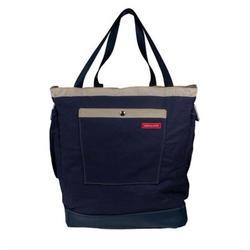 Beachy Diaper Bag and Backpack, Deep Navy
