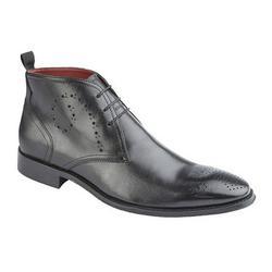 Roamers Mens Leather Chukka Boots