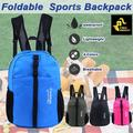 Ultra Lightweight Packable Backpack Water Resistant Hiking Daypack,Small Backpack Handy Foldable Camping Outdoor Backpack Little Bag for Women and Men