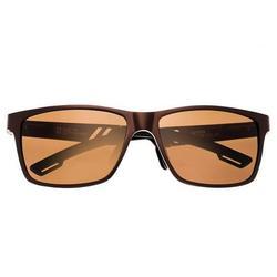 Breed Sunglasses 024BN Pyxis Titanium Sunglasses, Brown