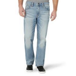 Rock & Republic Men's Relaxed Straight Leg Jean with Ultra Comfort Denim