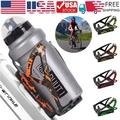 Bike Water Bottle Cages Bicycle Bottle Holder Adjustable Cycling Sports MTB Water Bottle Holder Rack Drink Cup Rack Frame Mount With 2pcs Tire Levers - 5 Color Available