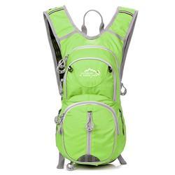 Bicycle Rucksacks 12L Unisex Nylon Water-Repellent Bicycle Shoulder Backpack Travel Backpack Sports Rucksacks Daypack Trekking Backpack Outdoor