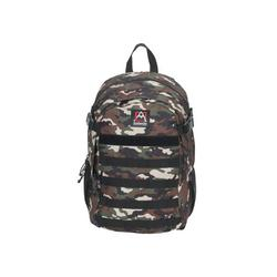 Avalanche Outdoors Camo 22 Liter Sports Hiking Backpack With Water Bottle Pockets