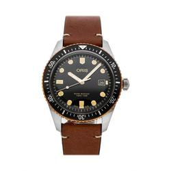 Pre-Owned Oris Divers Sixty-Five 01 733 7720 4354-07 5 21 45