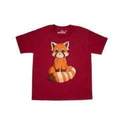 Inktastic Red Panda T-shirt Child Short Sleeve T-Shirt Unisex