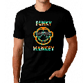 Graphic Tees for MEN and TEENS - Funky Monkey Funny T Shirts for MEN - Funny gifts for MEN - Funny Shirts