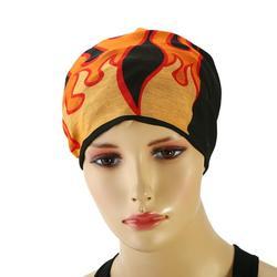 OTVIAP 3 Colors Polyester Microfiber Seamless Headwear Head Wrap Multi-functional Sports Scarf , Seamless Headwear, Headwrap Mask