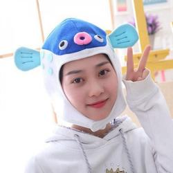 Fashion Hat Party Hat Animal Styling Cap Octopus Hat Beer Cap Cute Hip Hop Hat Cosplay Hat