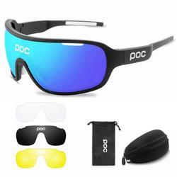 CVLIFE Cycling Glasses Sports Sunglasses Polarized Goggles Anti-Fog UV400 Lenses Sports Eyewear for Cycling Baseball Fishing Ski Running Golf