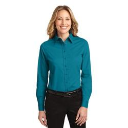 Port Authority Women's Long Sleeve Easy Care Shirt. L608