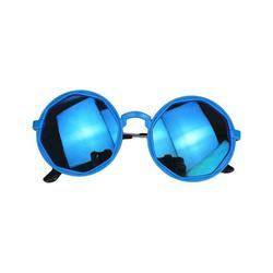 Binwwede Sunflower Frame Glasses Cute Round Sunglasses Flower Shaped Sunglasses Outdoor Beach Sunglasses Eyewear Vintage Flower Round Anti-UV Sunglasses for Toddler Boys Girls MHXX