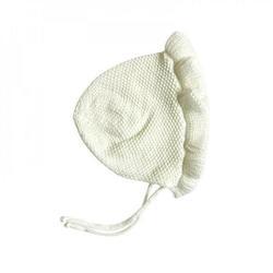 Baby Hat Bonnet Spring Autumn Handmade Wool Ear Knitting Hats Newborn Baby Fashion Warmer Caps Kids Hats NEWWAY