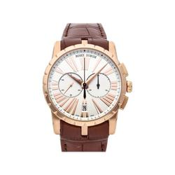 Pre-Owned Roger Dubuis Excalibur Chronograph DBEX0390