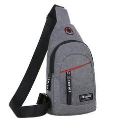 Miarhb Birdgoo Men Fashion Casual Chest Bag Messenger Crossbody Bag Handbag Single Should Bags